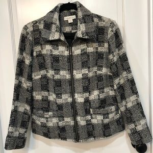 Beautiful Coldwater Creek lined jacket 4P-6P